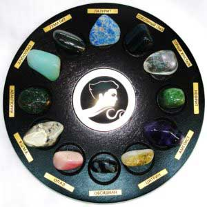 Камни для Водолея по знаку Зодиака