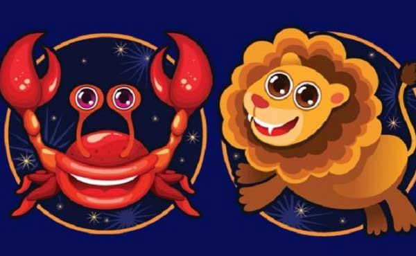 Гороскоп совместимости Льва и Рака