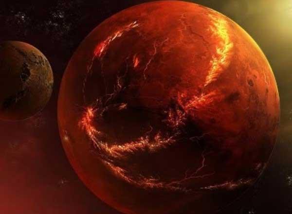 Как узнать Марс в знаке Зодиака