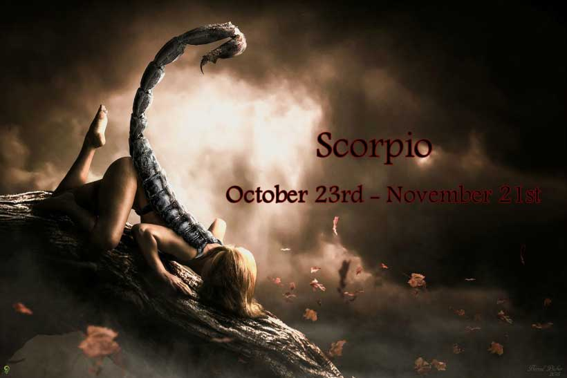Знак Зодиака перед Скорпионом