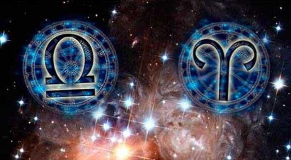 Совместимость Овна и Весов по гороскопу