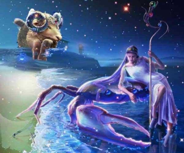 Совместимость Овна и Водолея по гороскопу