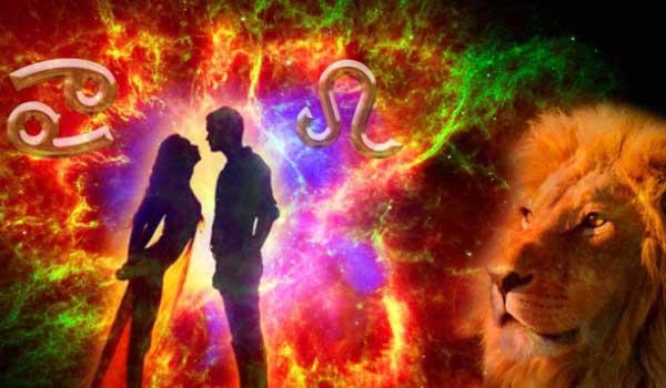Совместимость Знаков Рак и Лев по гороскопу