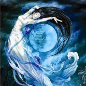 Черная луна (Лилит) в знаках Зодиака