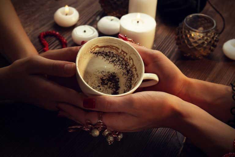 гадание по гуще кофе онлайн