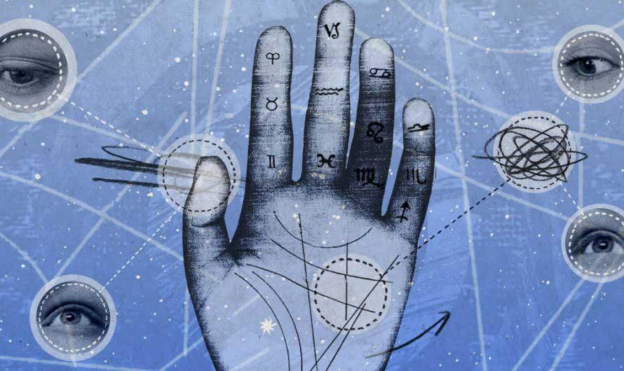 Хиромантия – Узнайте совместимость с партнером по отпечатку пальцев