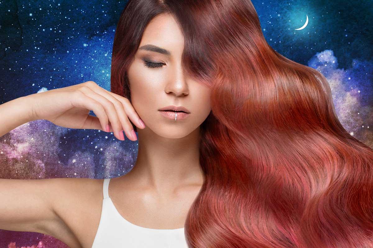 Лунный календарь окрашивания волос на сентябрь 2020