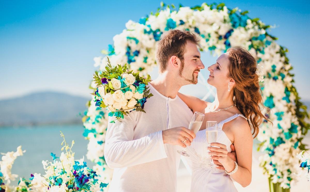 Благоприятные дни для свадьбы в марте 2021