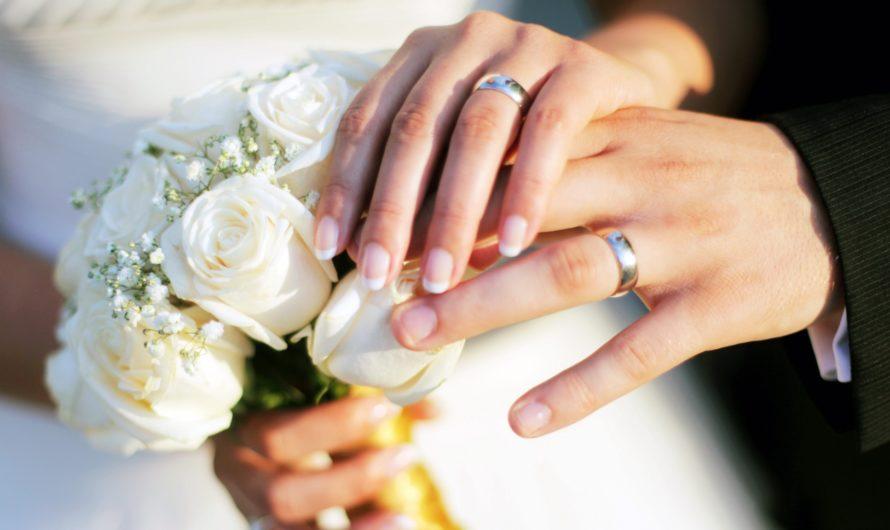 Благоприятные дни для свадьбы в апреле 2021