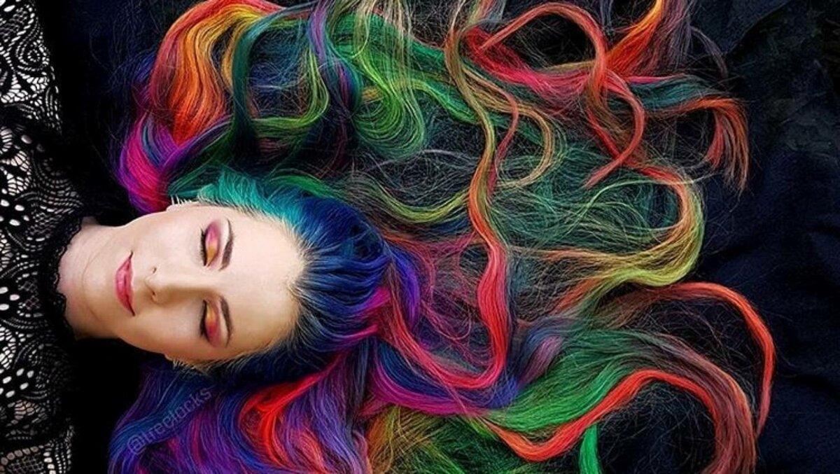 Благоприятные дни для окрашивания волос в  феврале 2021