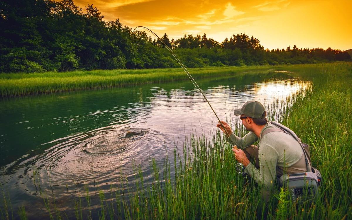 Благоприятные дни для рыбалки в апреле 2021