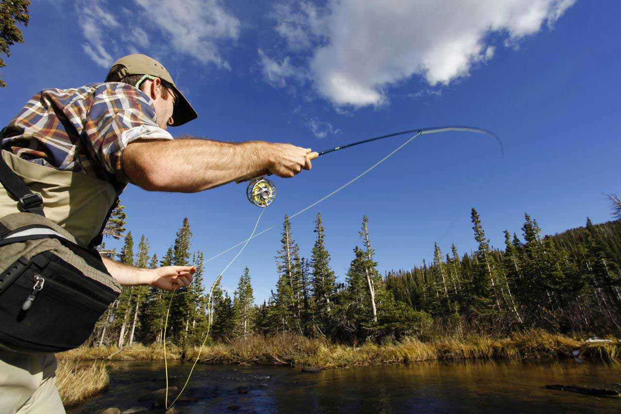 Благоприятные дни для рыбалки в мае 2021