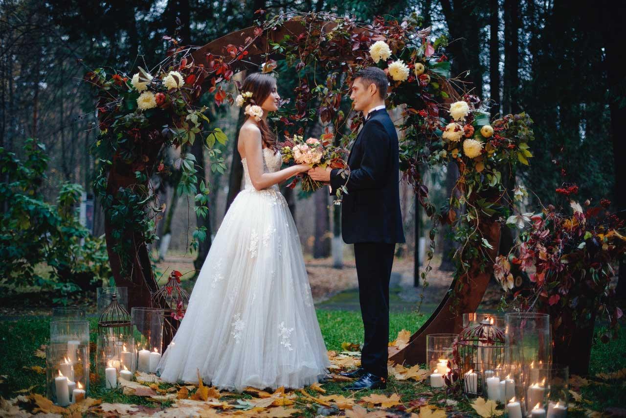 Благоприятные дни для свадьбы в июле 2021