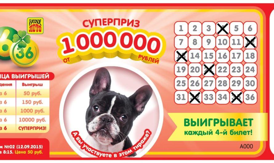 Благоприятные дни для покупки лотерейных билетов в сентябре 2021